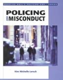 Cover of: Policing and Misconduct | Kim Michelle Lersch