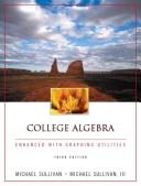 Cover of: College Algebra Enhanced With Graphing Utilities |