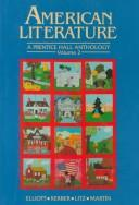 Cover of: American Literature | Emory Elliott