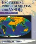 Cover of: Engineering Problem Solving with ANSI C | Delores M. Etter
