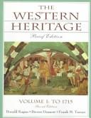 Cover of: Western Heritage, The
