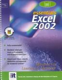 Cover of: Excel 2002 level 3 | Marianne B. Fox