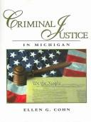Cover of: Criminal Justice in Michigan