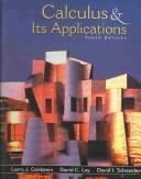 Cover of: Calculus & Its Applications & Visual Calculus | Larry Joel Goldstein