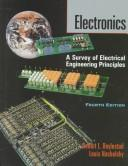 Electronics by Robert Boylestad, Louis Nashelsky