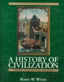 Cover of: A history of civilization