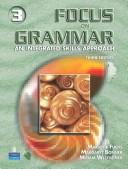Cover of: Focus on Grammar 3