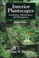 Cover of: Interior plantscapes