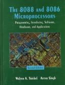 The 8088 and 8086 microprocessors by Walter A. Triebel