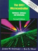 Cover of: The 8051 Microcontroller | James W. Stewart