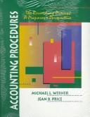 Cover of: Accounting Procedures | Michael L. Werner