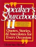 Cover of: Speaker's Sourcebook II