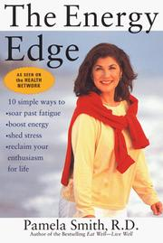 Cover of: The Energy Edge (Harperresource Book) | Pamela Smith