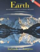 Cover of: Earth: An Introduction to Physical Geology