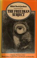 Cover of: The Freudian Subject (Language, Discourse, Society)