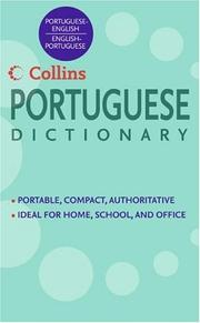 Cover of: HarperCollins Portuguese Dictionary