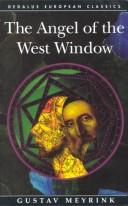 Cover of: The Angel of the West Window