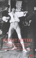 Cover of: Scarlet Letters |