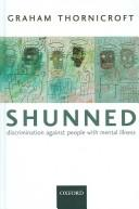 Cover of: Shunned