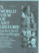 Cover of: A World View of Art History