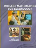 Cover of: College Mathematics for Technology - Solutions Manual | Cheryl Cleaves