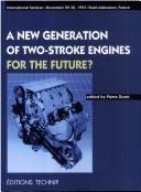 Cover of: A new generation of two-stroke engines for the future? |