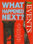 Cover of: Great Events (What Happened Next) | Richard Tames