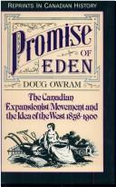 Promise of Eden by Doug Owram
