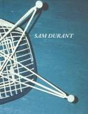 Cover of: Sam Durant | Sam Durant, Michael Darling, Rita Kersting, Kevin Young