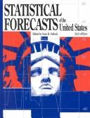 Cover of: Statistical Forecasts of the United States | Sean R. Pollock