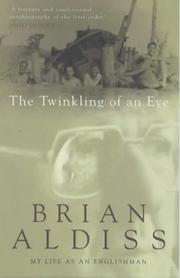 Cover of: THE TWINKLING OF AN EYE