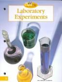 Cover of: Laboratory Experiments | Victoria Holt