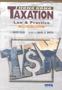 Cover of: Hong Kong Taxation 2000-01 | David Flux