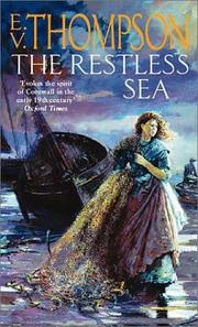 Cover of: The Restless Sea (Jagos of Cornwall 1)