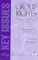 Cover of: Group Rights | Julia Stapleton