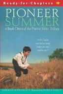 Cover of: Pioneer Summer (Ready-For-Chapters)