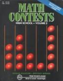 Cover of: Math Contests High School