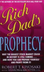 Cover of: Rich Dad's Prophecy (Rich Dad)