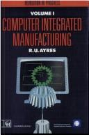 Cover of: Computer Integrated Mfg