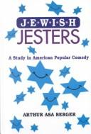 Cover of: Jewish Jesters | Arthur Asa Berger