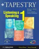 Tapestry Listening & Speaking 1 (Student Book & Audiocassette Package)