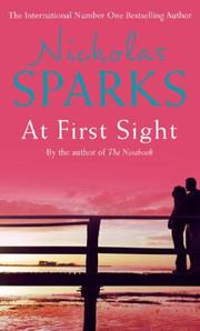 Cover of: AT FIRST SIGHT (TRUE BELIEVER, NO 2)