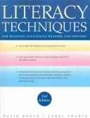 Cover of: Literacy Techniques | David W. Booth