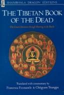 Cover of: Tibetan Book of the Dead | Chögyam Trungpa
