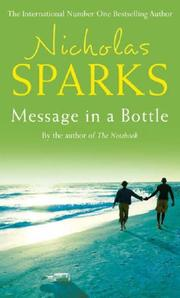 Cover of: Message in a Bottle
