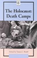 Cover of: History Firsthand - The Holocaust | Tamara L. Roleff