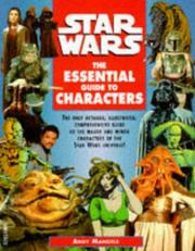 Cover of: Star Wars the Essential Guide to Characters