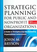 Cover of: Bryson Strategic Planning Set