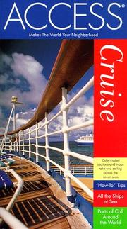 Cover of: Access Cruise (Access Guides) | Access Press
