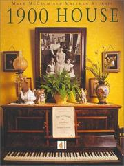 Cover of: 1900 house